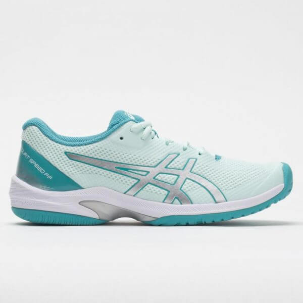 Asics Court Speed FF Bio Mint Pure Silver Clay Women's Tennis Shoes